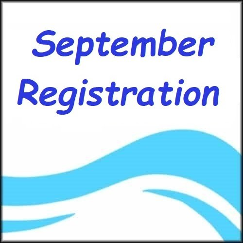 September Registration