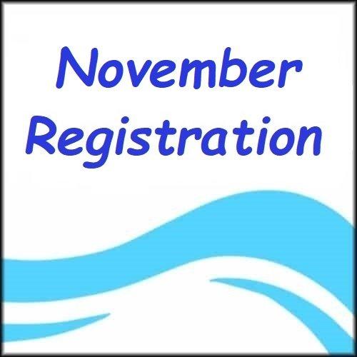 November Registration