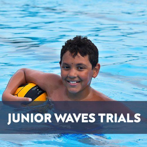 Junior Waves Trials